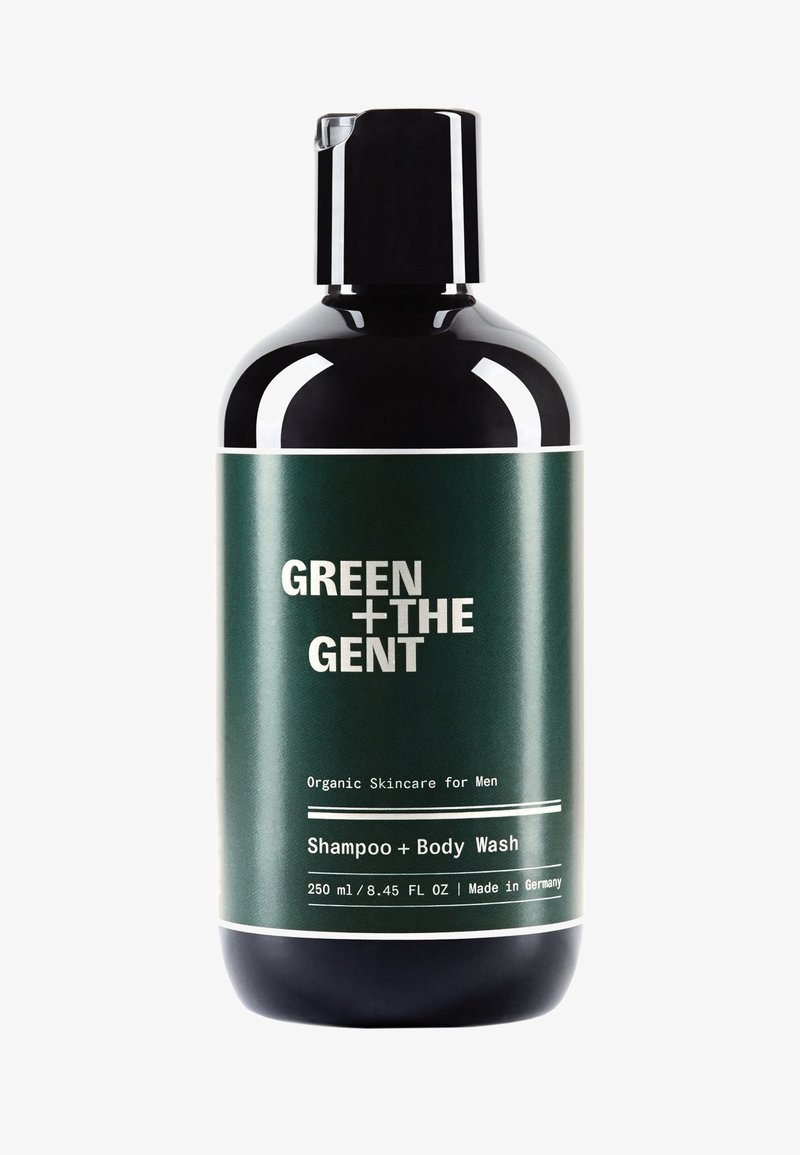 Green + The Gent - SHAMPOO + BODY WASH - Shower gel - -