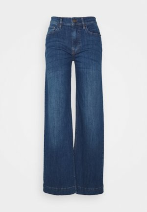 GILLY SWAN WIDE PANT EXCLUSIVE - Relaxed fit jeans - denim blue