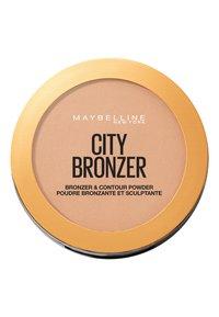 Maybelline New York - CITY BRONZE PUDER - Bronzer - 200 medium cool - 1