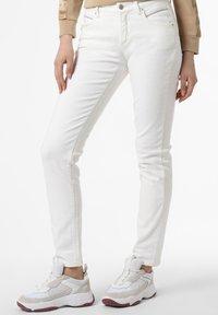 Cambio - Slim fit jeans - white - 0