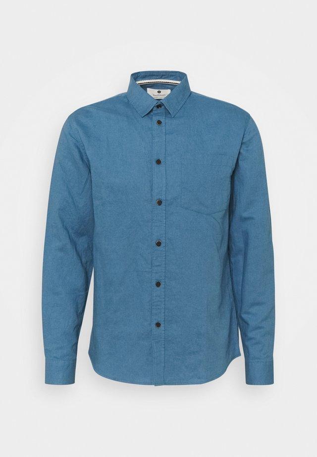 AKLOUIS SHIRT - Shirt - copen blue