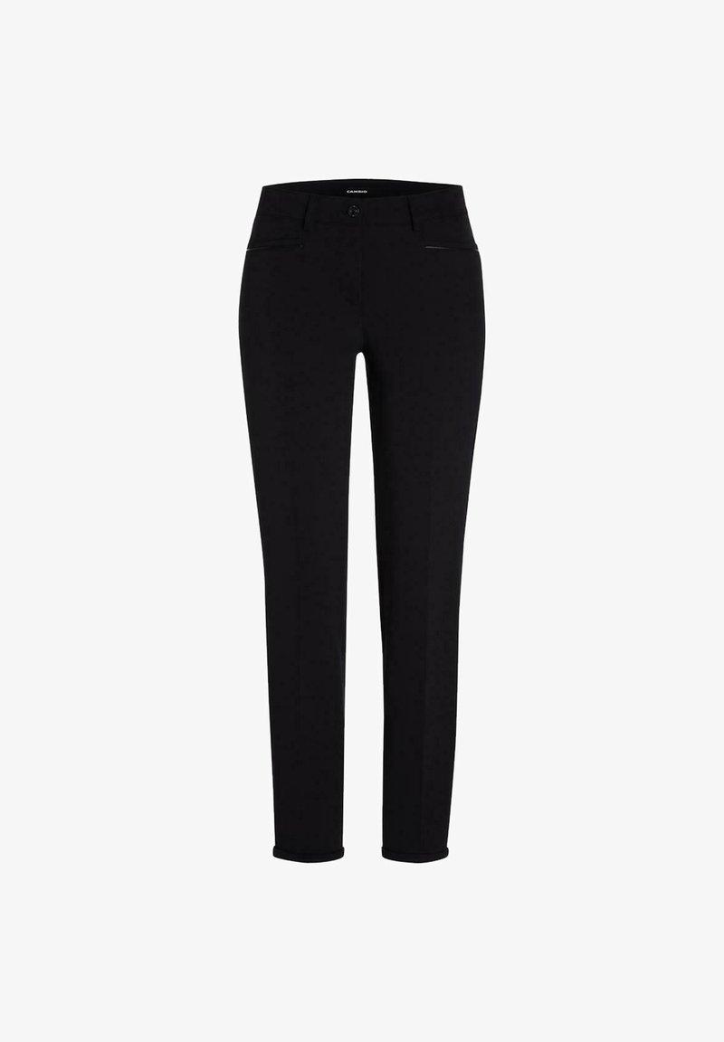 Cambio - Trousers - black