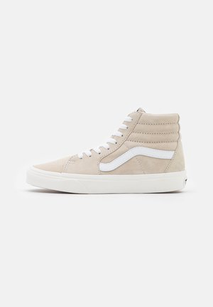 SK8 - High-top trainers - sandshell/snow white
