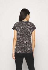 edc by Esprit - COO CORE - Print T-shirt - black - 2