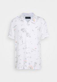 Abercrombie & Fitch - PRIDE RESORT - Košile - white - 0