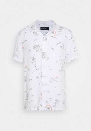 PRIDE RESORT - Shirt - white