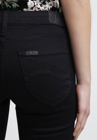 Lee - SCARLETT - Jeans Skinny Fit - black - 5