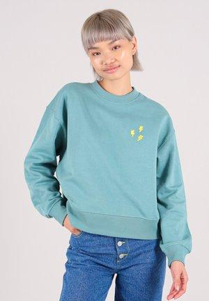 FLASH - Sweater - turquoise