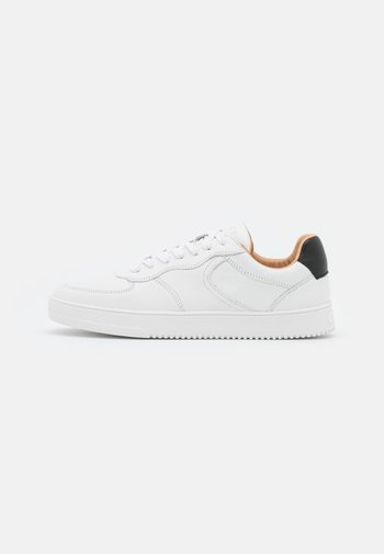 CLEMETE SOLE TRAINER - Sneakers laag - white