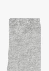 Ewers - BABY 3 PACK - Socks - marine/latte/grau - 3