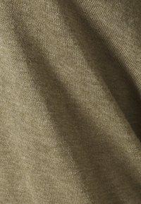 edc by Esprit - HOODIE - Felpa con cappuccio - light khaki - 2