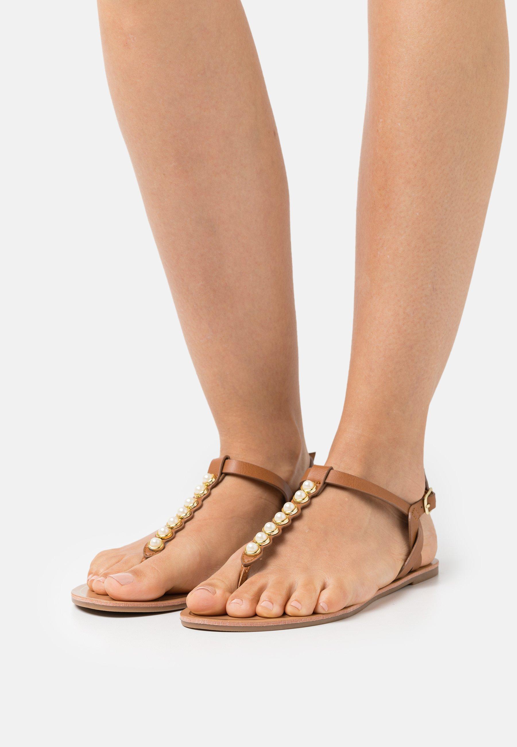 Women ONLMARGIT TOE SPLIT  - T-bar sandals