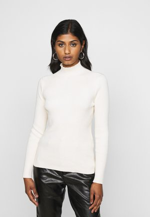 VIWENDA DETAIL KNIT  - Jumper - birch/melange