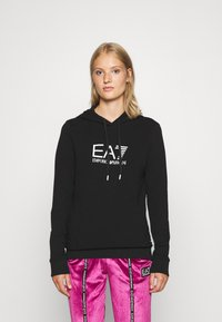 EA7 Emporio Armani - Sweatshirt - black/white - 0