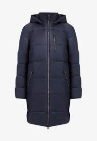 Finn Flare - MIT MODISCHER BRUSTTASCHE - Winter coat - cosmic blue - 6