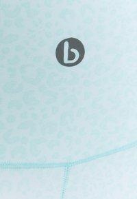 Cotton On Body - STRIKE A POSE YOGA 7/8 - Punčochy - aqua splash - 6