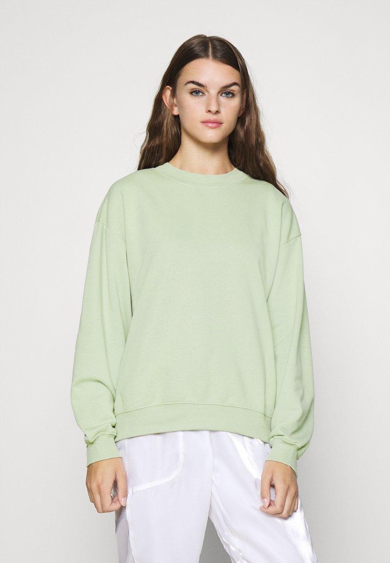 Monki - Sweatshirt - dusty green unique