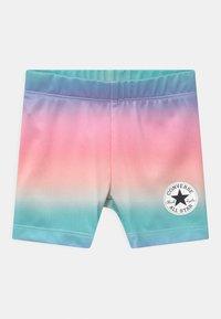 Converse - PRINTED BIKER SET - Shorts - white - 2