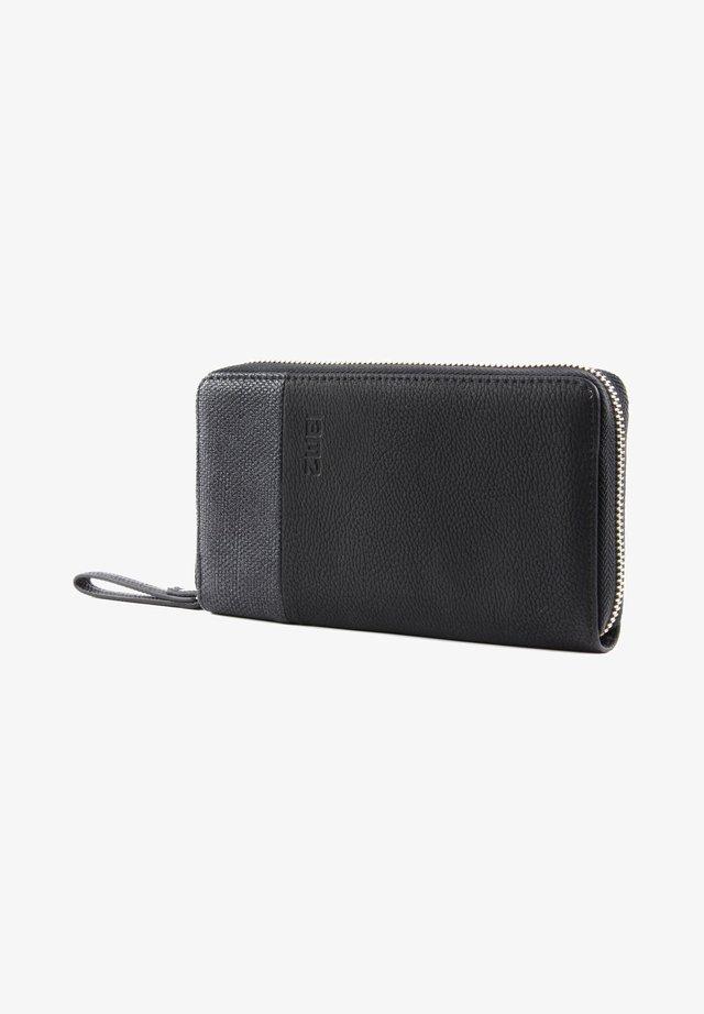 EVA EV2 - Wallet - nubuk-black