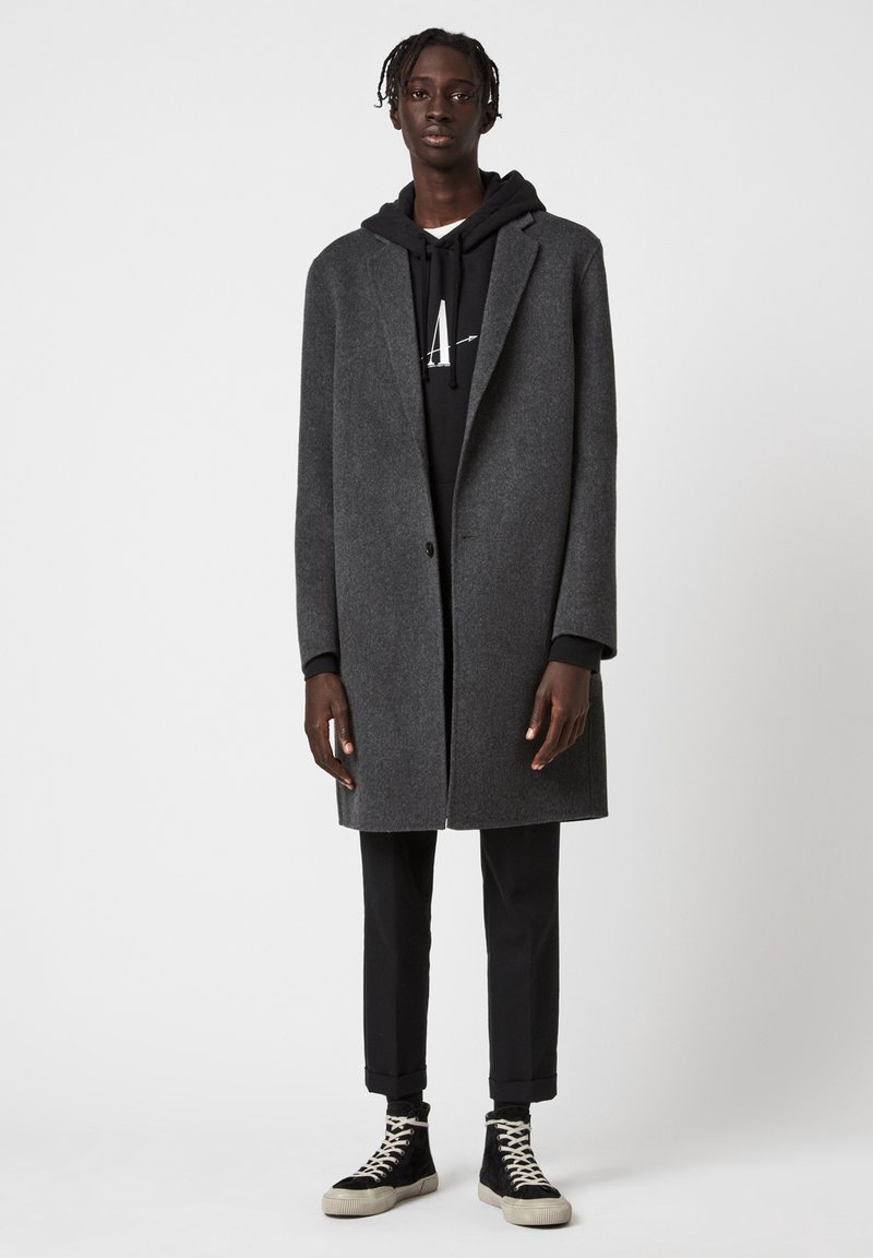 AllSaints - HANSON - Classic coat - multi-coloured