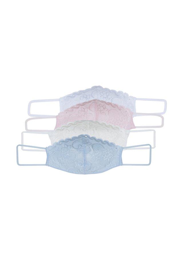 Stoffen mondkapje - multi-coloured