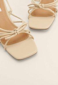 NA-KD - Sandals - creme - 3