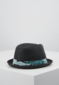 Chillouts - CHICAGO HAT - Hat - black - 2