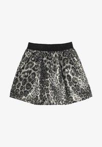 Name it - NKFSEIKA - A-line skirt - gold colour - 2