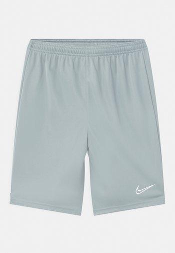 UNISEX - Sports shorts - light pumice/white
