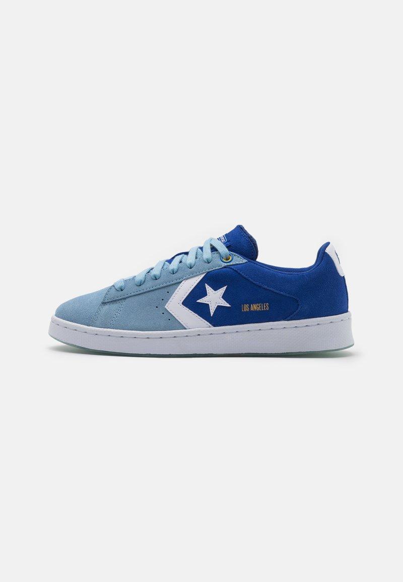Converse - PRO HEART OF THE CITY UNISEX - Trainers - rush blue/sea salt blue/white