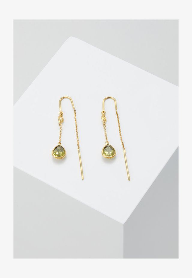 TINKERBELL CHANDELIERS - Pendientes - gold-coloured