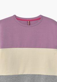 Blue Effect - GIRLS FARBENBLOCK - Sweatshirt - pastel lila - 3
