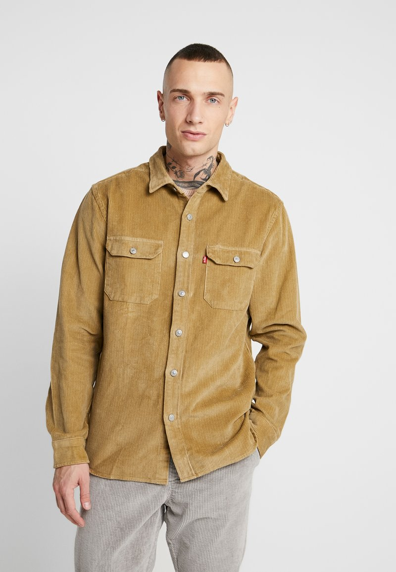 Levi's® - JACKSON WORKER - Skjorta - harvest gold