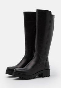 Tamaris - Platform boots - black - 2
