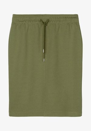 Pencil skirt - dried sage