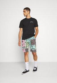 Carhartt WIP - UNIVERSITY SCRIPT  - Basic T-shirt - black/white - 1