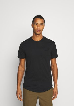 ONSDASH LIFE LONGY - T-shirt - bas - black