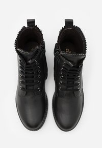 clic! - Lace-up ankle boots - black - 3