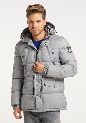 Winter jacket - hellgrau