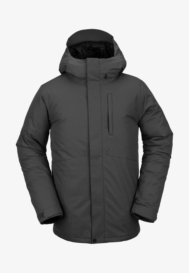 FORTY JACKET - Veste de snowboard - dark grey