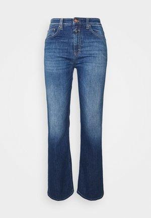 BAYLIN - Flared Jeans - dark blue