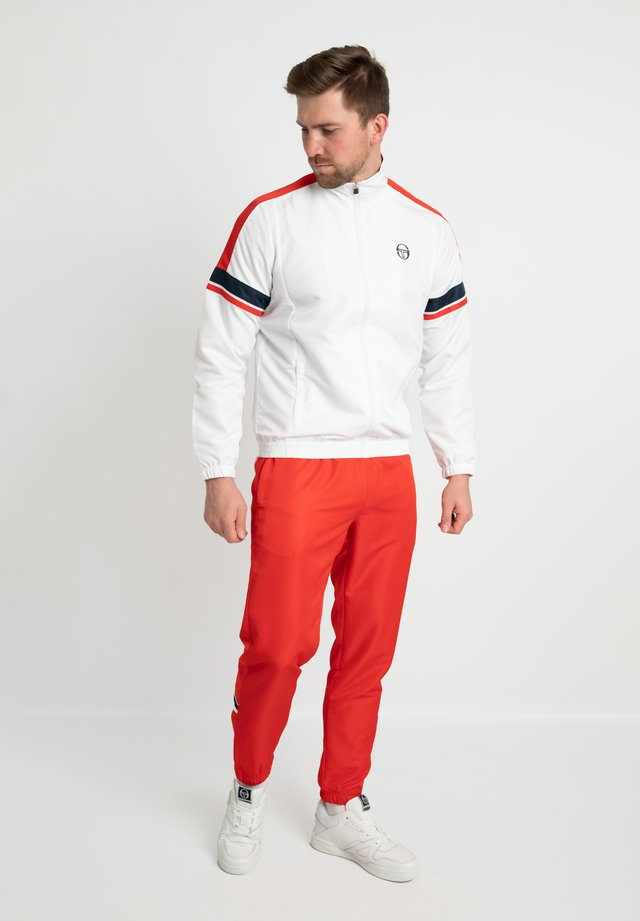 CRYO - Tracksuit - navred/wht