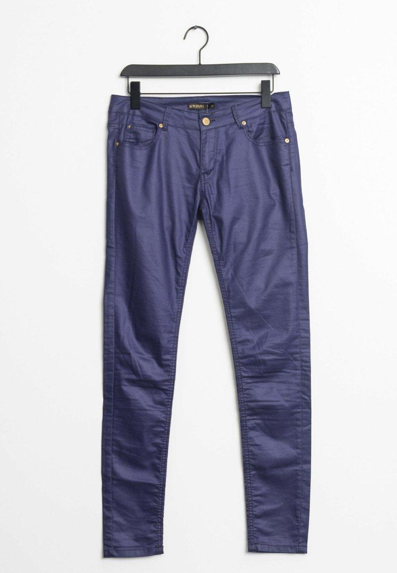 Supertrash - Slim fit jeans - purple