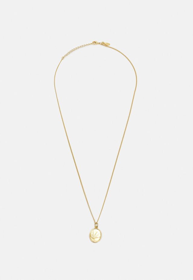EARLY BIRD UNISEX - Necklace - gold-coloured