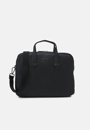 WARMTH LAPTOP BAG - Laptop bag - black