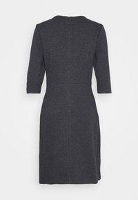 Esprit - DRESS - Jumper dress - grey blue - 1