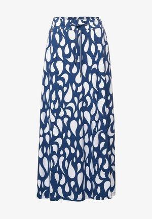 Maxi skirt - blau