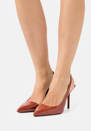 TIRARITH - Classic heels - red