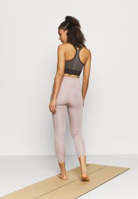Cotton On Body - LIFESTYLE POCKET - Leggings - mushroom laser - 2