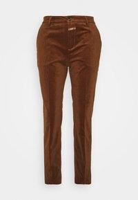 JACK - Pantalones chinos - antique wood
